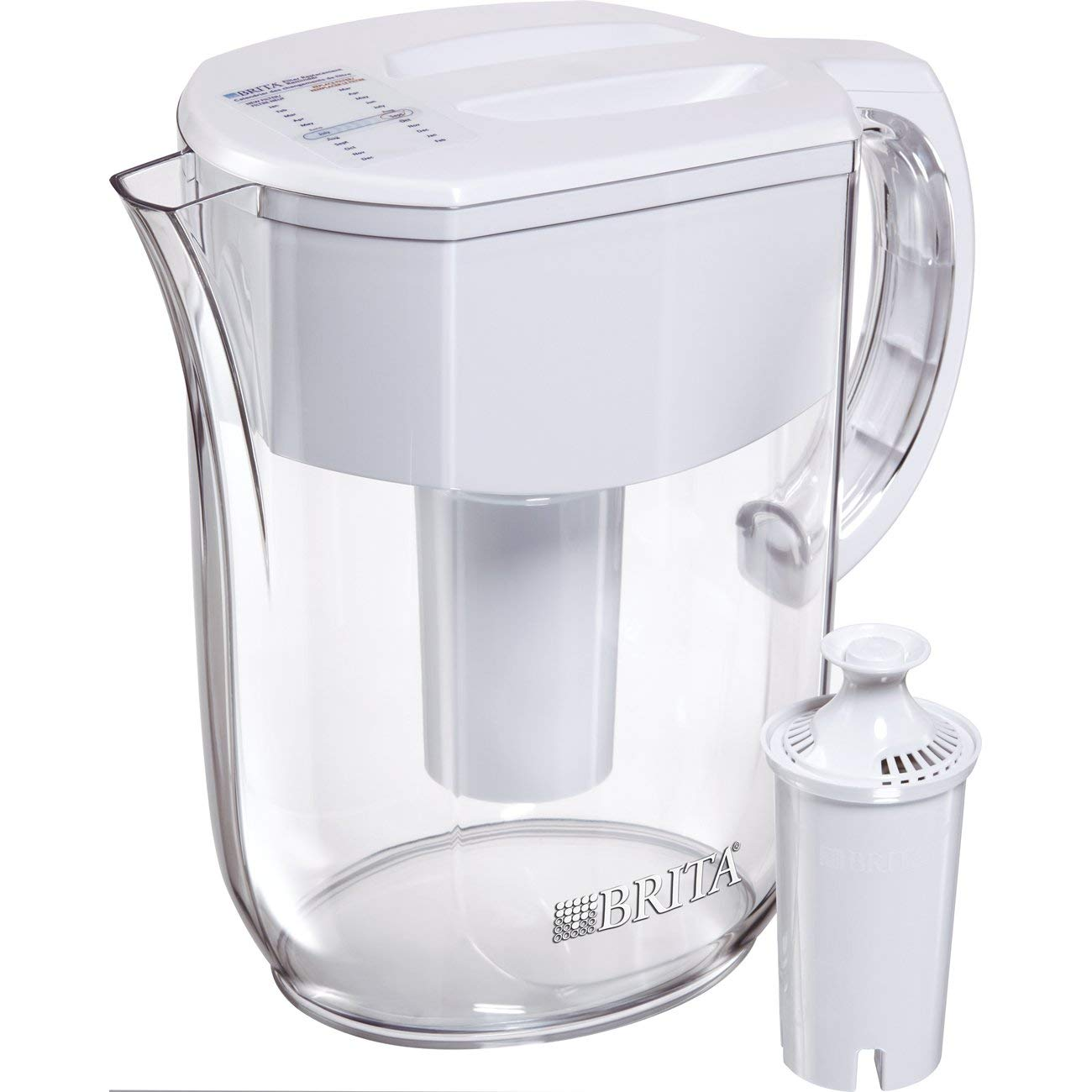Brita 10 cup water filter pitcher