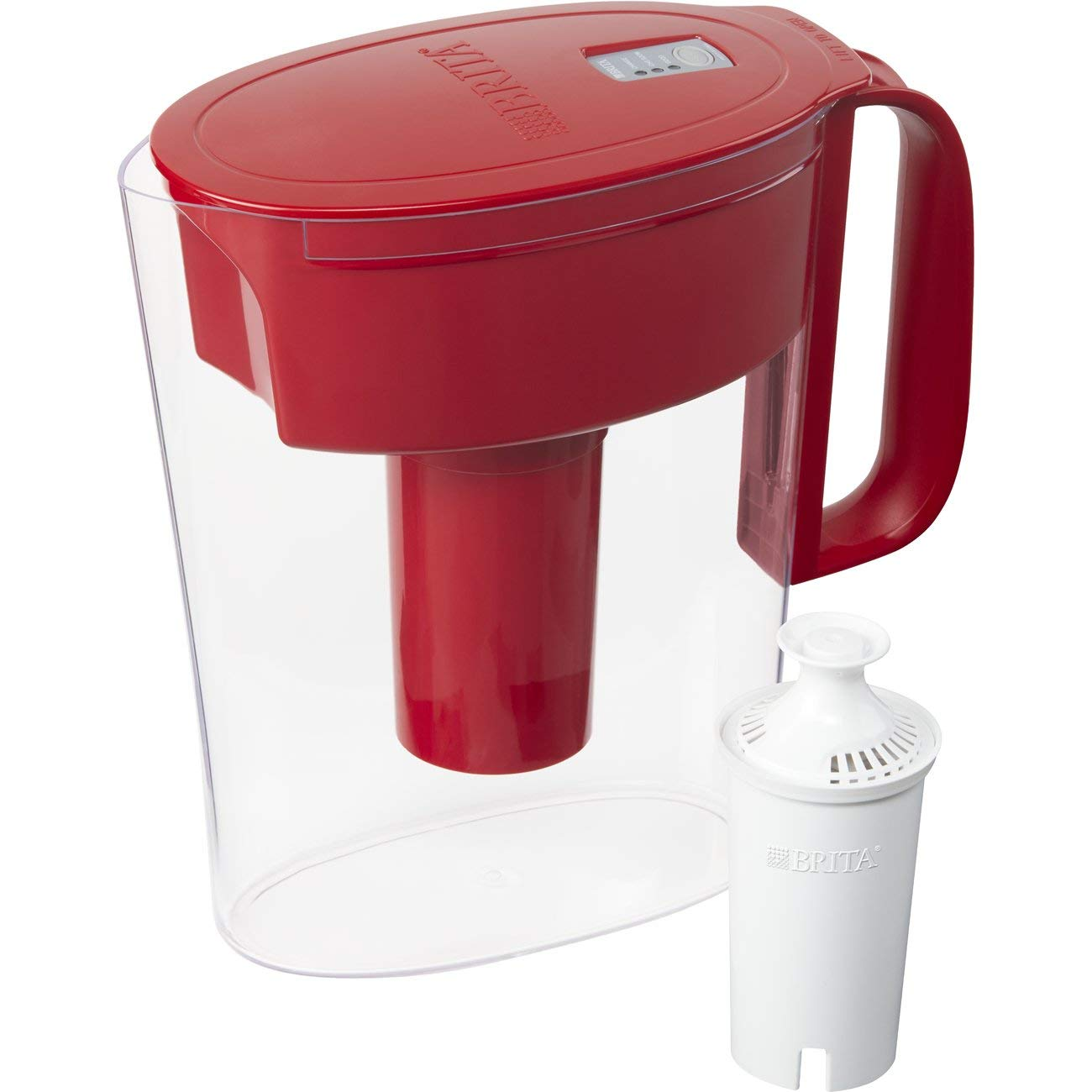 Brita 5 cup water filter pitcher