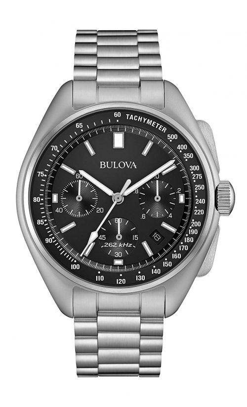 Bulova watch Lunar chronograph