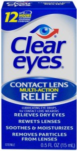 clear eyes eye drops, best eye drops for contact lenses