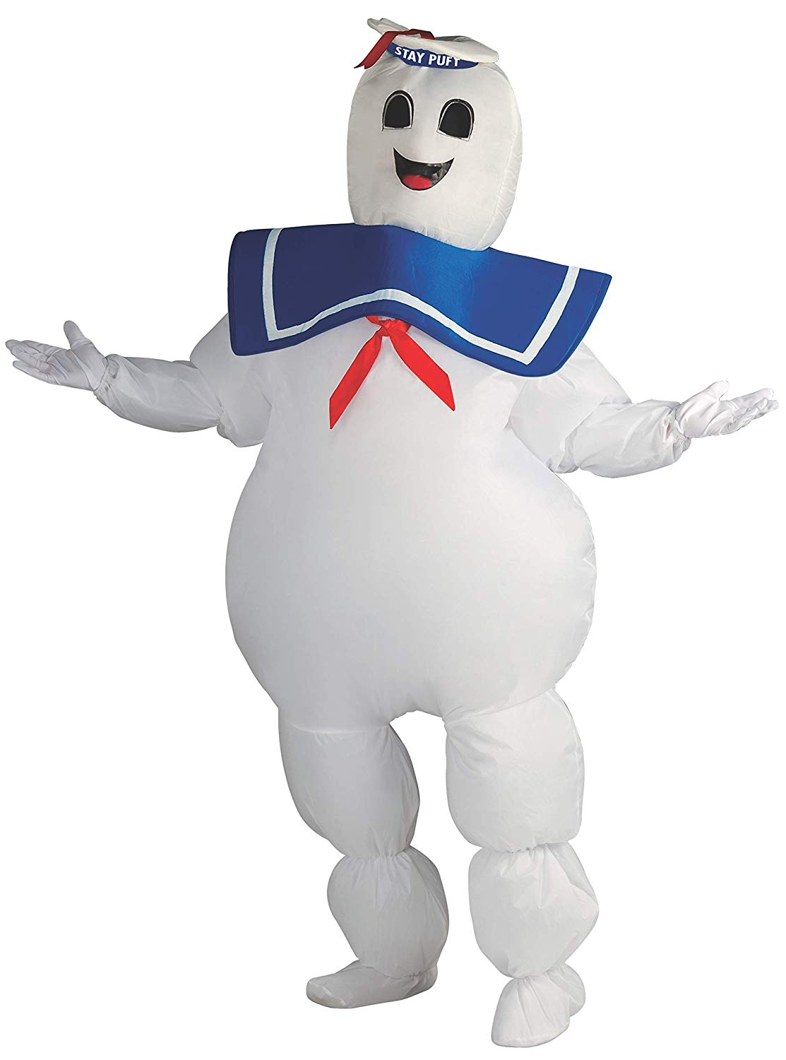 inflatable marshmallow man costume from Ghostbusters