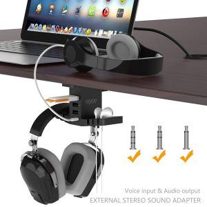 cozoo headphone mount