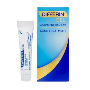 differin acne treatment gel