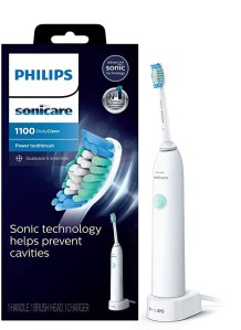 electronic toothbrush