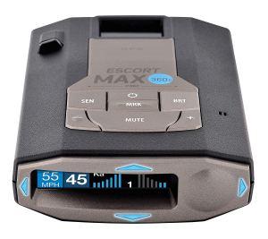 Escort Max 360c Radar Detector