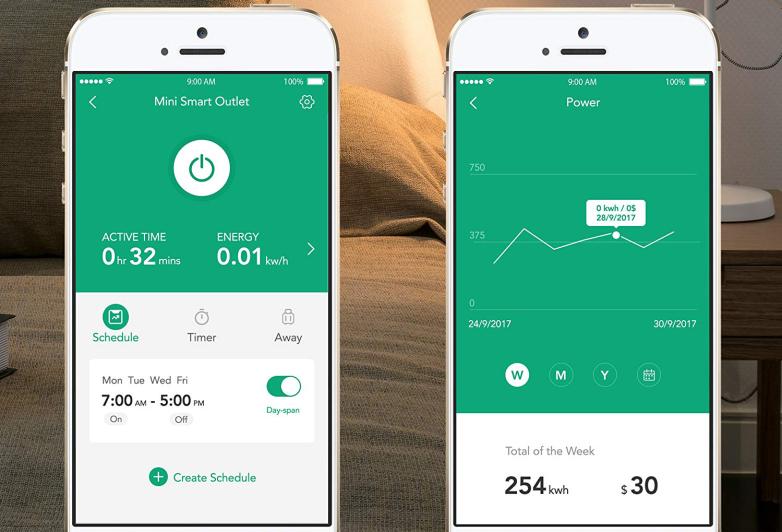 Etekcity Smart Plugs