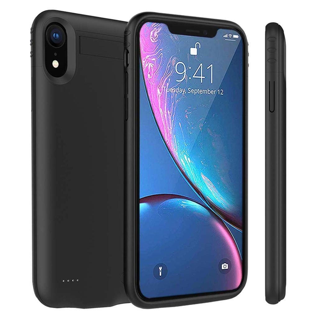 Euhan 4200 mAh Slim iPhone XR Battery Case