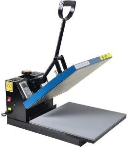 Fancierstudio power heat press, screen printing machine