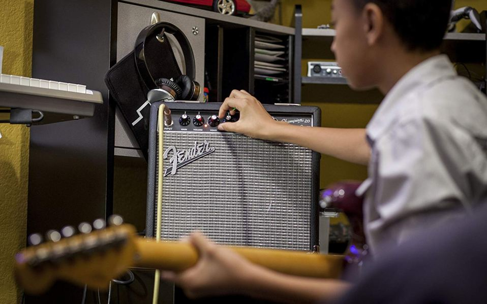 Fender Featured Image Best Amps