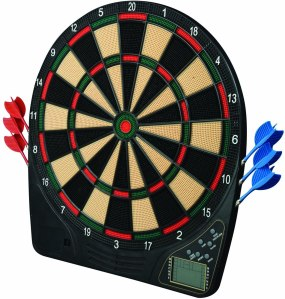 electronic dart boards franklin sports