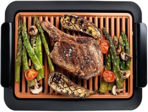 gotham smokeless grill, gifts for foodie dads
