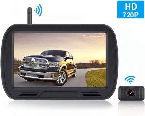 HD Digital Wireless Backup Camera System