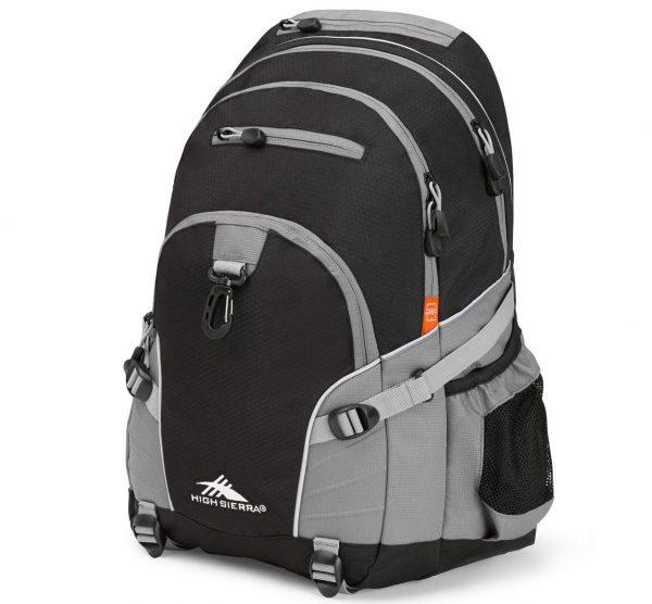 High Sierra modular backpack