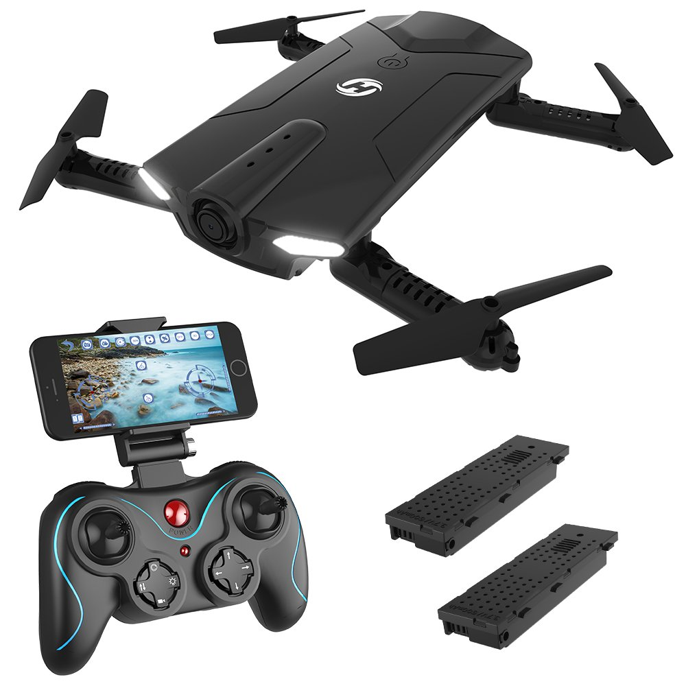 Holy Stone HS160 Shadow Foldable RC Camera Drone