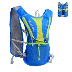 hydration vest for runners lanzon