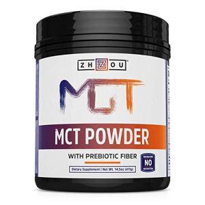 fiber benefits IBS weight loss mct powder