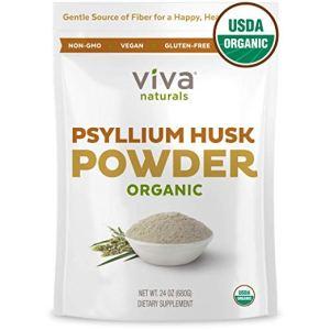 fiber benefits IBS weight loss psyllium husk powder