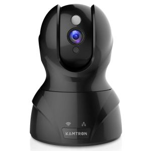 KAMTRON HD Home Wireless Baby and Pet Camera