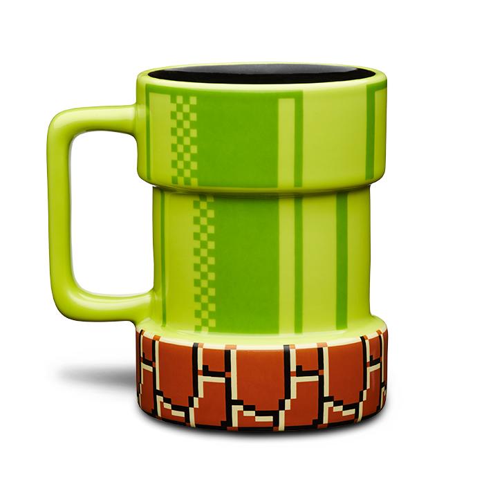 Nintendo Mario Pipe Mug Cup