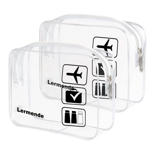 clear tsa approved toiletries bags