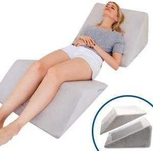 best wedge pillow lisenwood foam bed