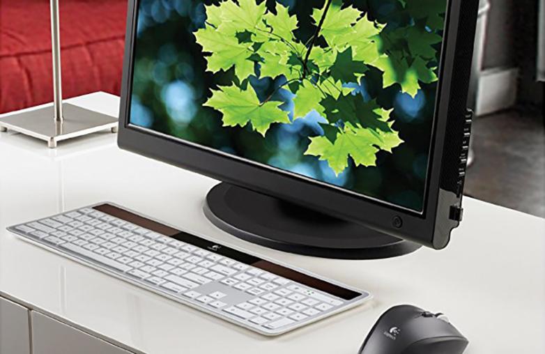 Logitech K750 Wireless Solar Keyboard