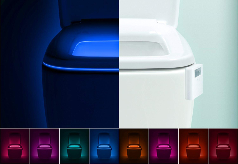 LumiLux Advanced 16-Color Motion Sensor LED