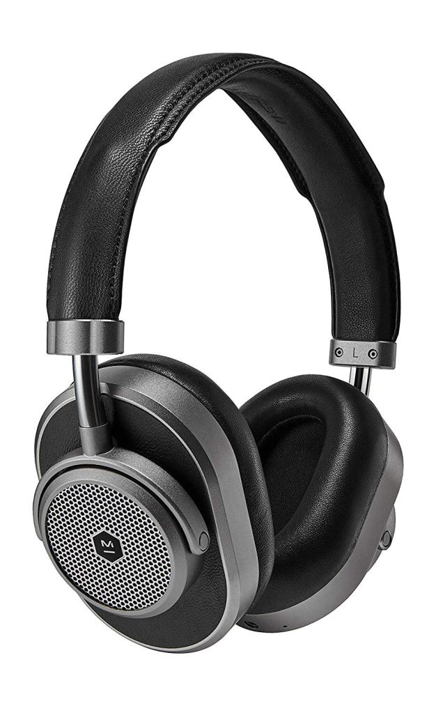 Master and Dynamic MW65 Active Noise-Cancelling Wireless Headphones