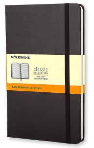 Moleskine Classic Hard Cover Large Notebook