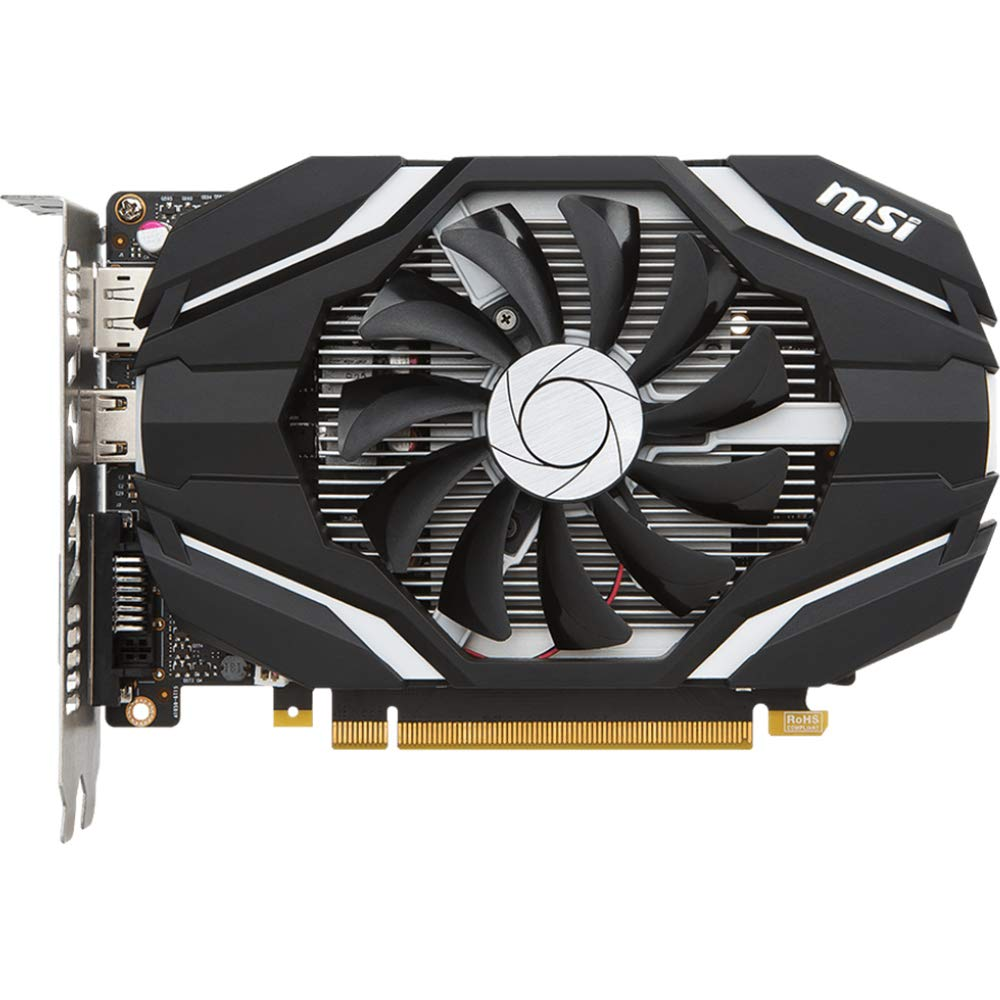 MSI Video Card Graphic