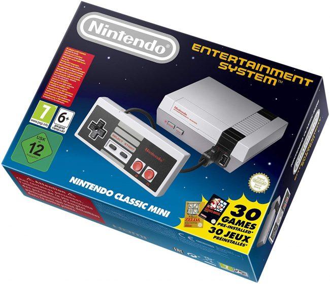 Original Nintendo mini