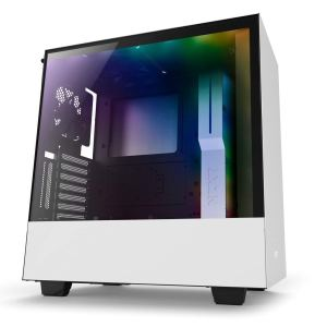 NZXT H500i - Compact ATX Mid-Tower PC Gaming Case