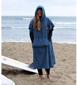open road goods surf poncho