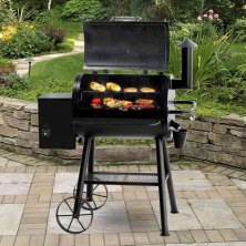 here's how a pellet grill works and why it'll totally take your barbecue to the next level