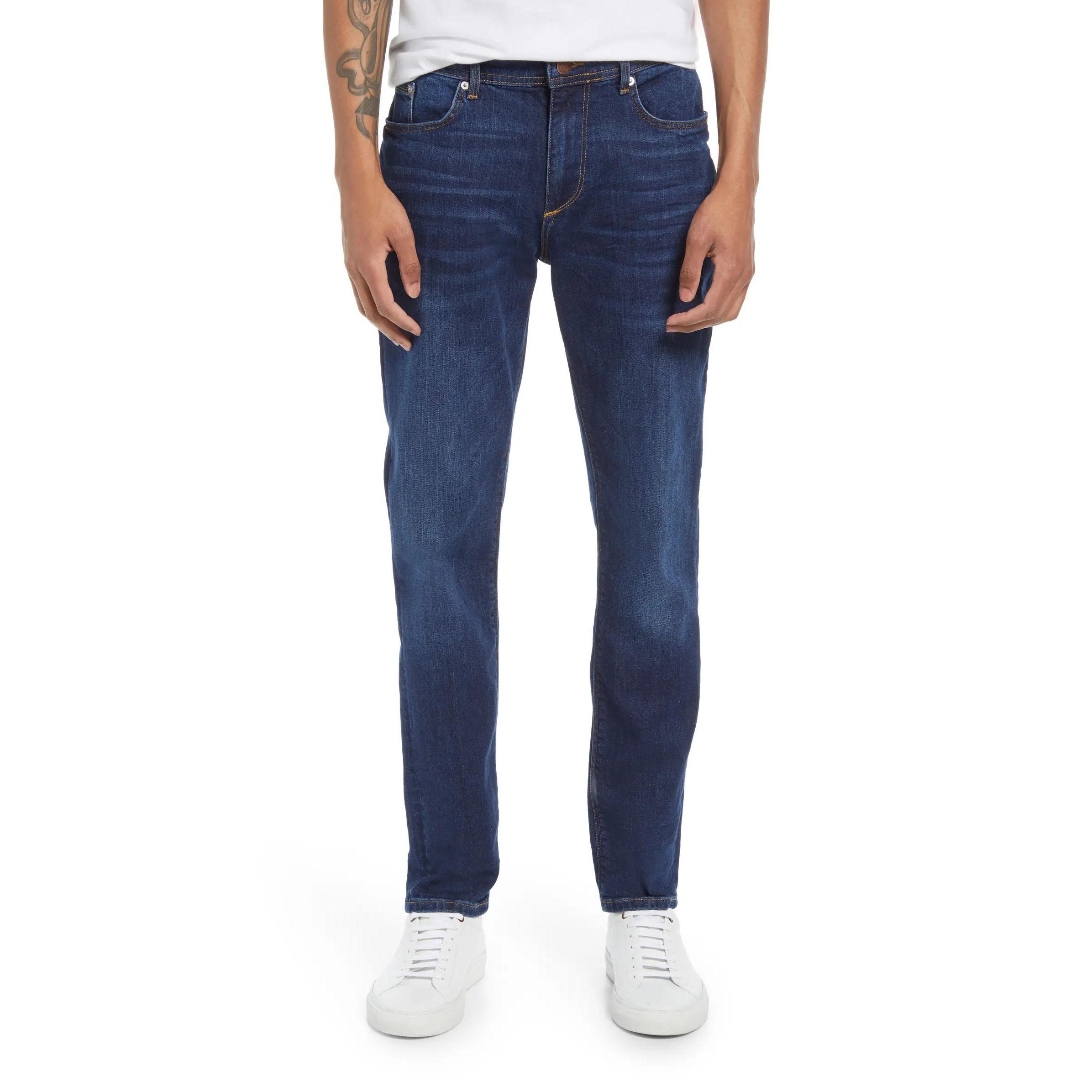River Island Dark Skinny Jeans