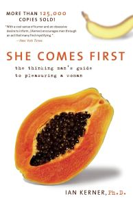 female orgasm she comes first book