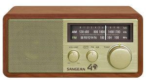 Sangean WR-11SE AM/FM Table Top Radio