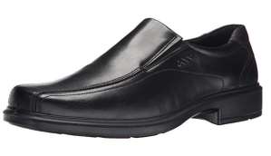 Leather Shoes Slip On Men's