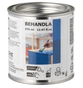 Blue Paint Can Ikea