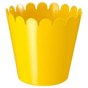 Yellow Pot Indoor Outdoor
