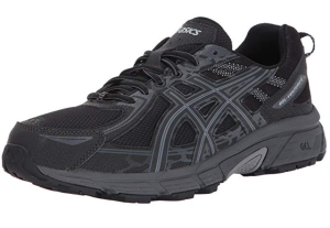Black Running Shoes Asics