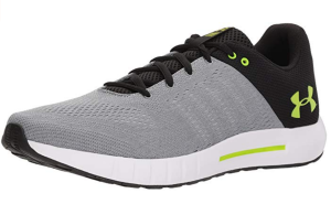 Grey Running Shoes Under Armour