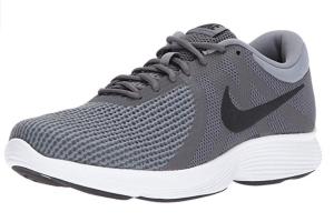 Grey Running sneakers Nike