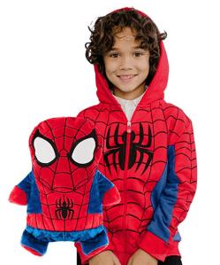 spiderman hoodie kids
