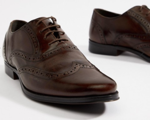 brown dress shoes brogues mens