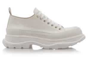 Alexander McQueen White Sneakers
