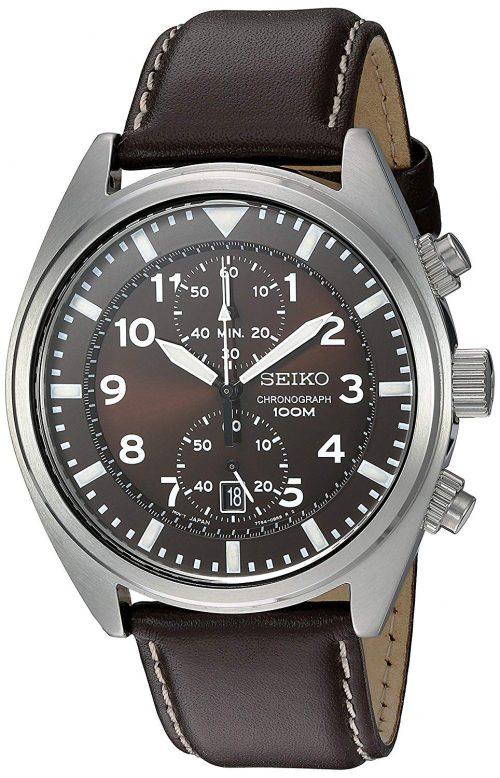 seiko watch pilot watch