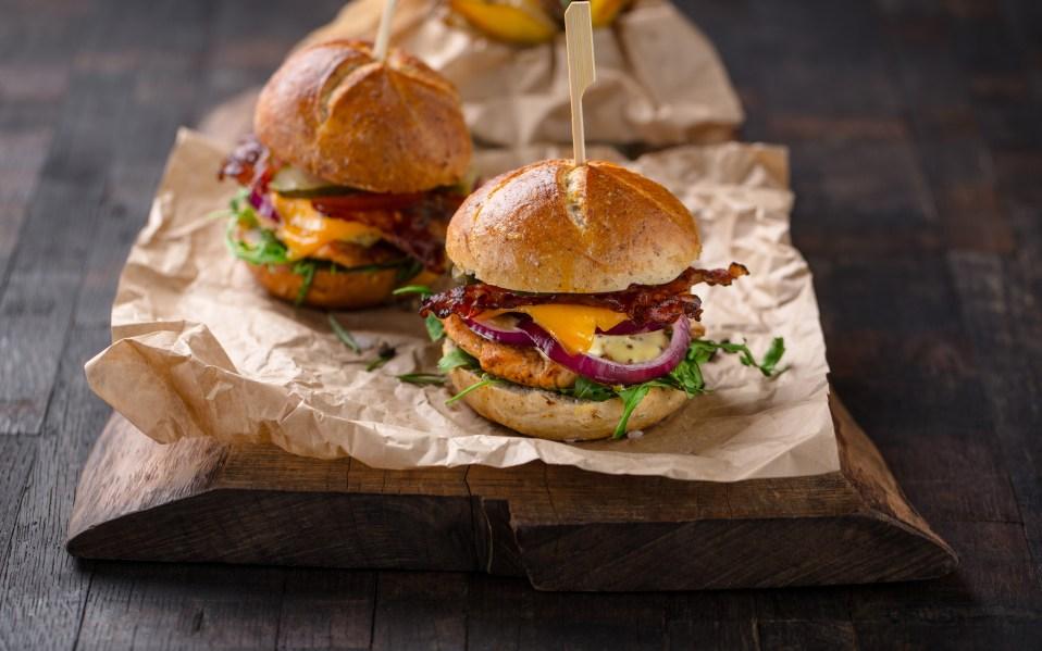 best burger recipes books