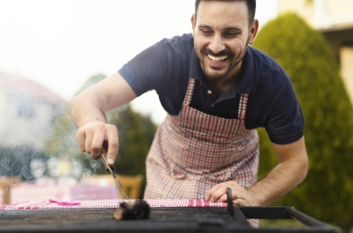 how to clean your barbecue