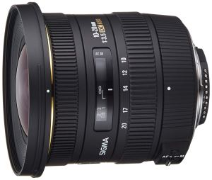 Sigma Ultra Wide Angle Lens
